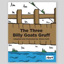 The three billy goats guff